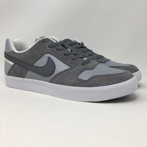 3542d46598bf8 ... Nike SB Delta Force Vulc Slate Shoe ...